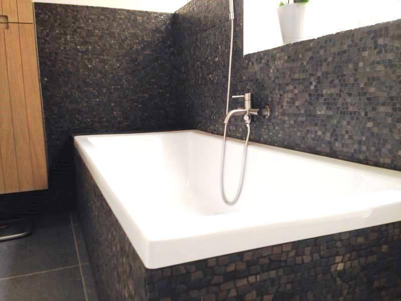 Badkamer Tegels Combineren : Natuursteen wand & vloertegels arbeco b.v. nieuwerkerk aan den